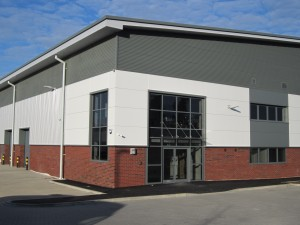 Letchworth Industrial Estate